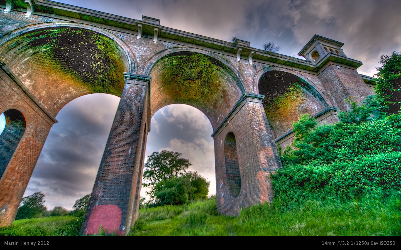 Balcombe Viaduct HDR Photos 085 2012-06-22