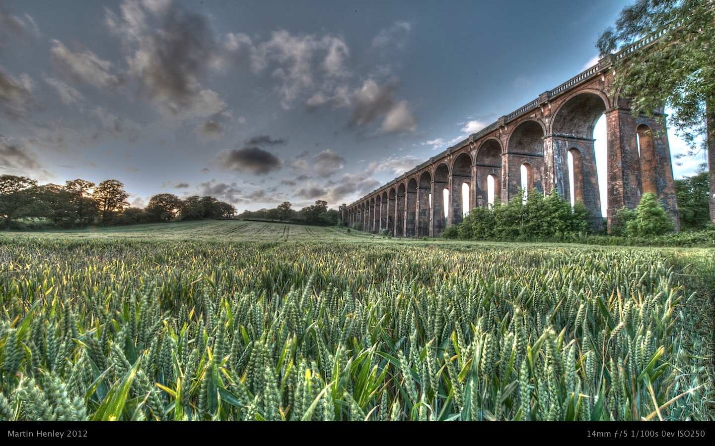 Balcombe Viaduct HDR Photos 090 2012-06-22