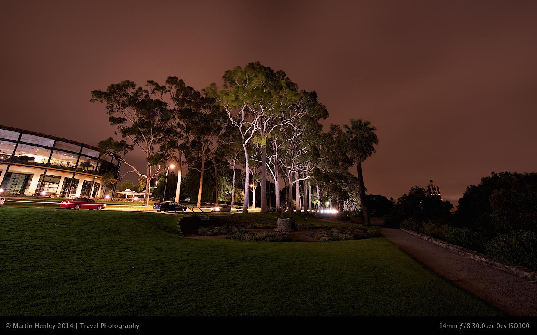 Perth Skyline @ Night 167 2014-10-31