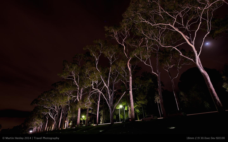 Perth Skyline @ Night 171 2014-10-31