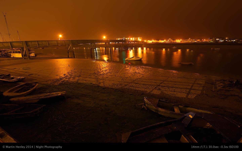 Shoreham By Sea @ Night 120 2012-03-02