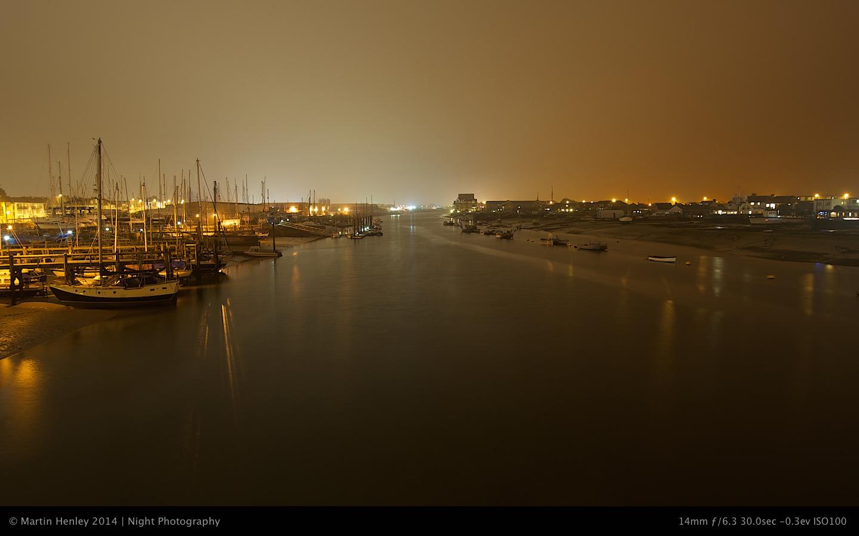 Shoreham By Sea @ Night 121 2012-03-02