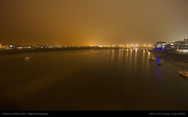 Shoreham By Sea @ Night 122 2012-03-02