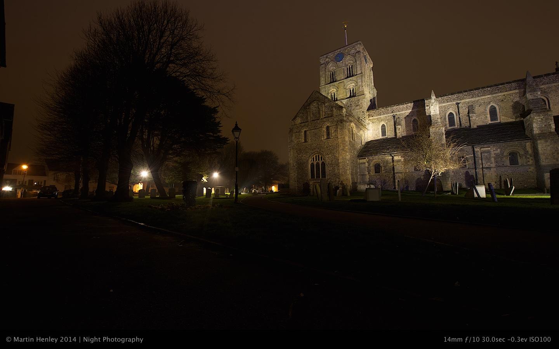 Shoreham By Sea @ Night 125 2012-03-02