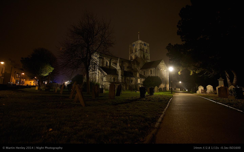 Shoreham By Sea @ Night 133 2012-03-02