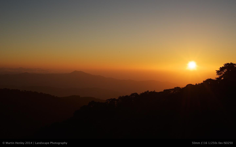 More Troodos Mountains 365 2014-12-08