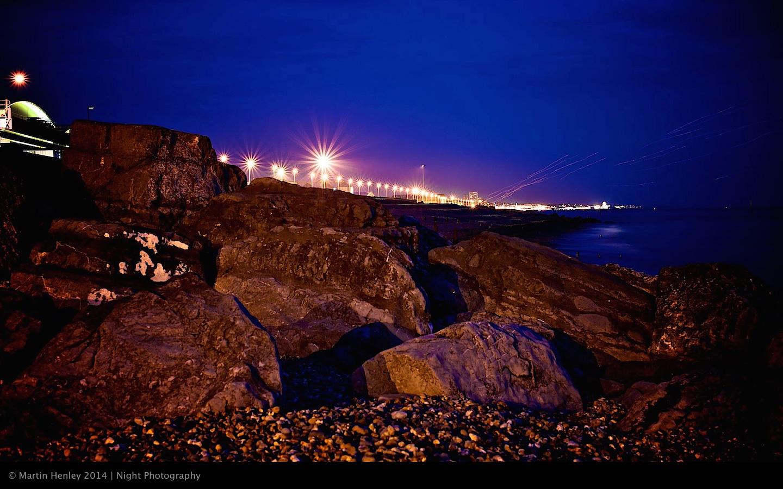 Shoreham Power Station Twilight 346 2014-11-17