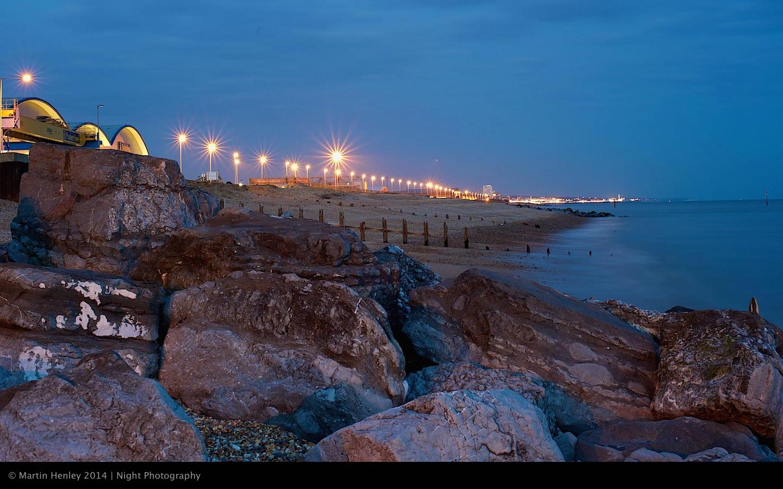 Shoreham Power Station Twilight 348 2014-11-17