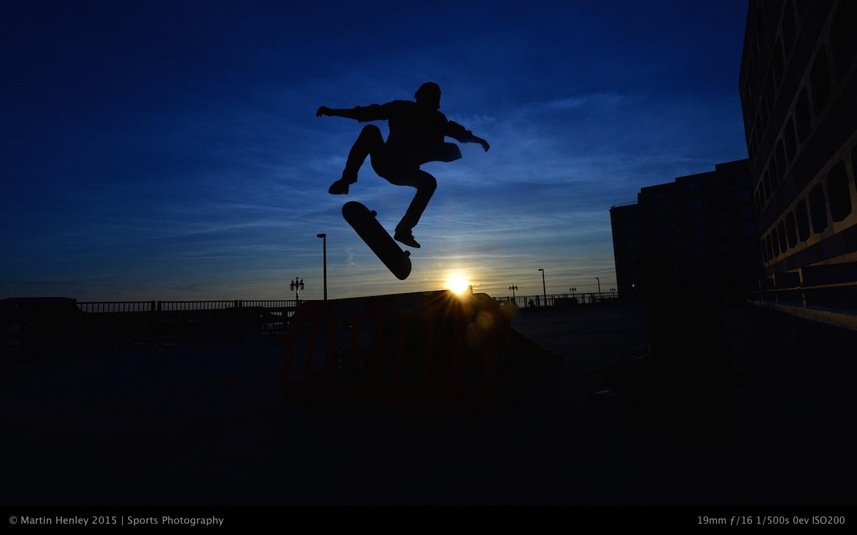 Skaters & Sunset 222 2015-01-04