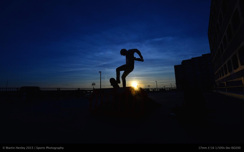 Skaters & Sunset 224 2015-01-04