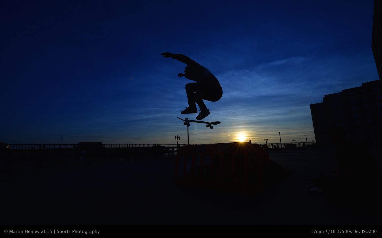 Skaters & Sunset 225 2015-01-04