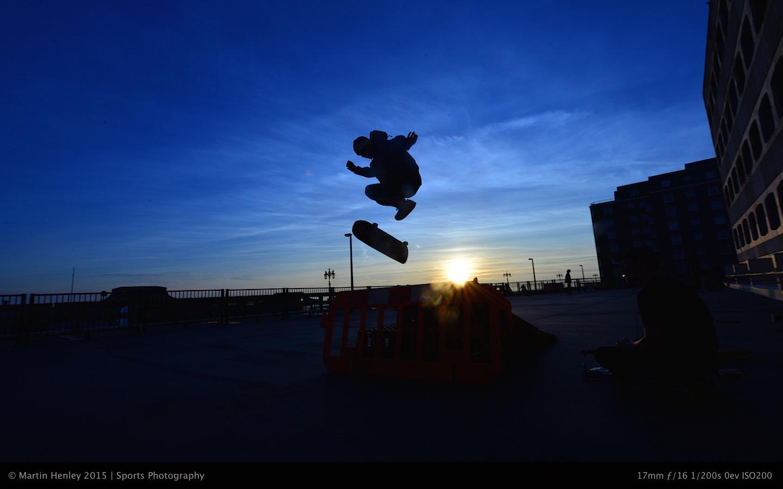 Skaters & Sunset 227 2015-01-04