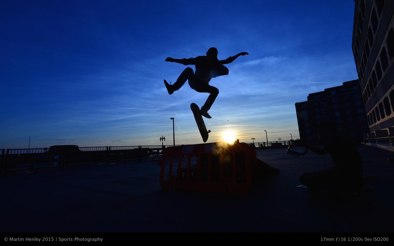 Skaters & Sunset 228 2015-01-04