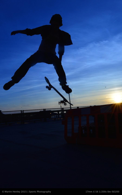 Skaters & Sunset 229 2015-01-04