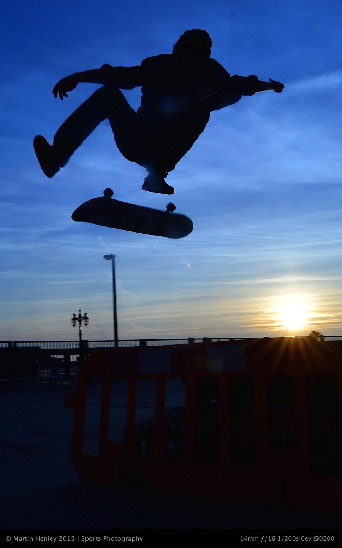 Skaters & Sunset 231 2015-01-04