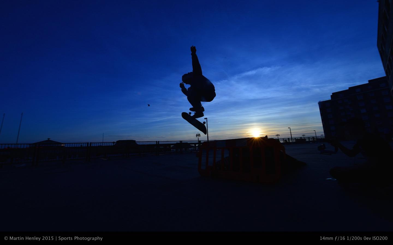 Skaters & Sunset 233 2015-01-04