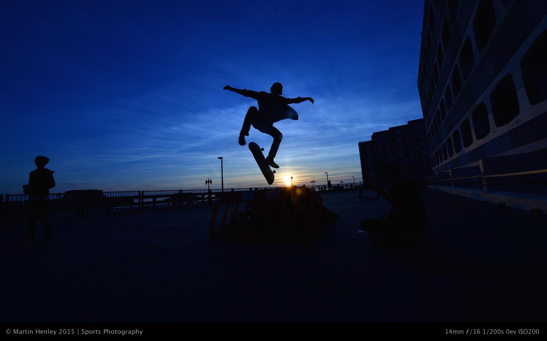 Skaters & Sunset 234 2015-01-04