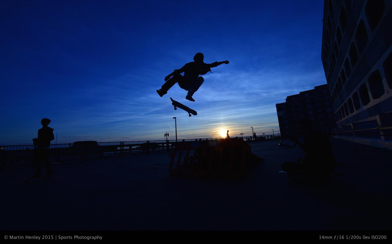 Skaters & Sunset 235 2015-01-04