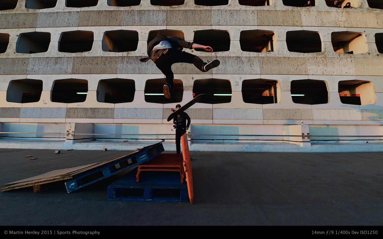 Skaters & Sunset 236 2015-01-04