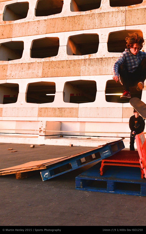 Skaters & Sunset 237 2015-01-04
