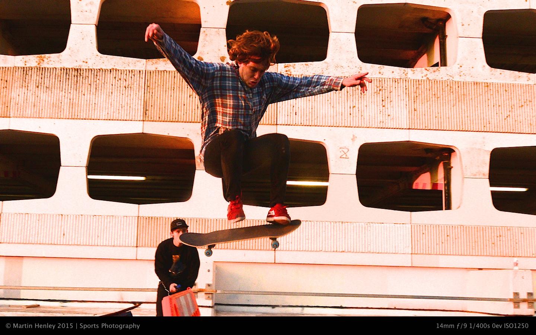Skaters & Sunset 238 2015-01-04