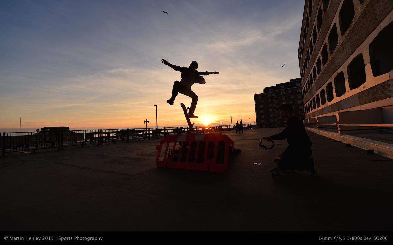 Skaters & Sunset 239 2015-01-04