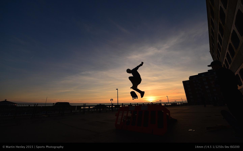 Skaters & Sunset 241 2015-01-04