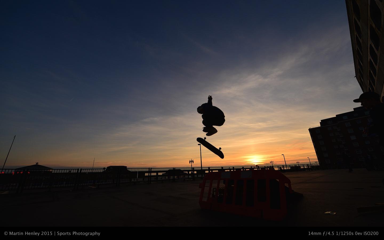 Skaters & Sunset 242 2015-01-04