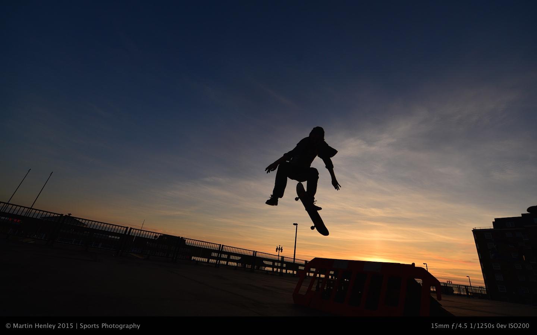 Skaters & Sunset 243 2015-01-04