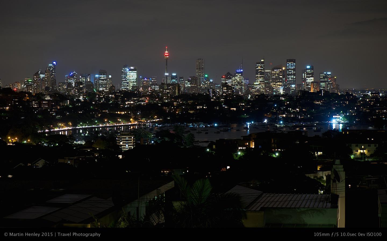 Bondi & Sydney Eclipse  5