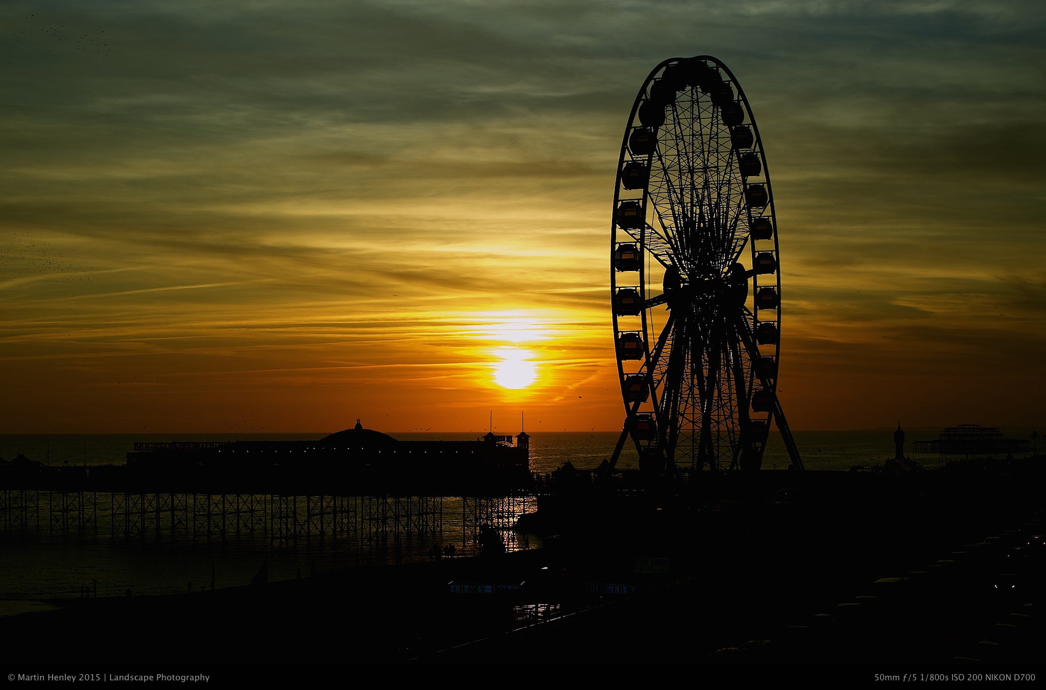 Brighton Sundown Feb 26 2012 1