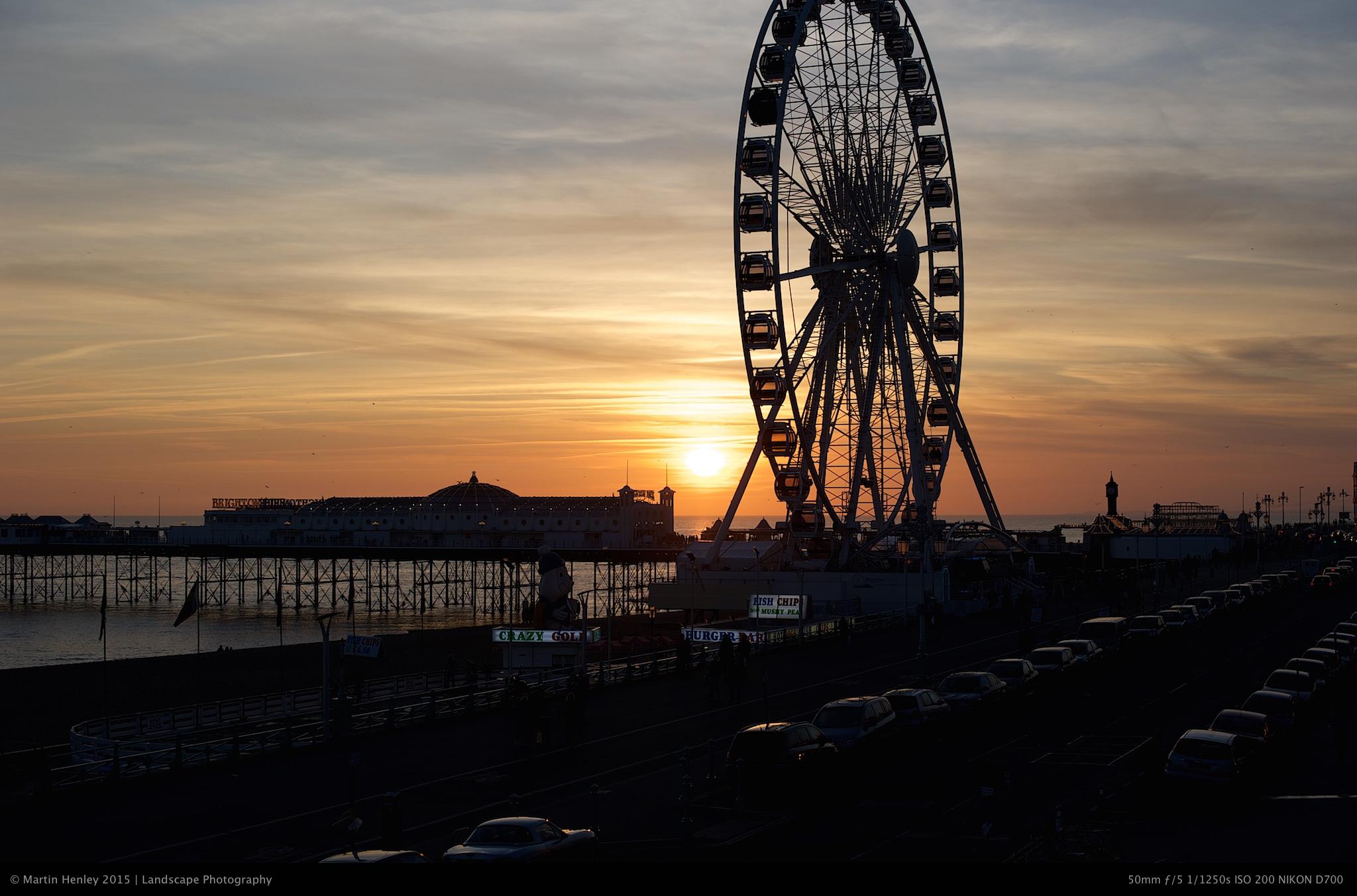 Brighton Sundown Feb 26 2012 2