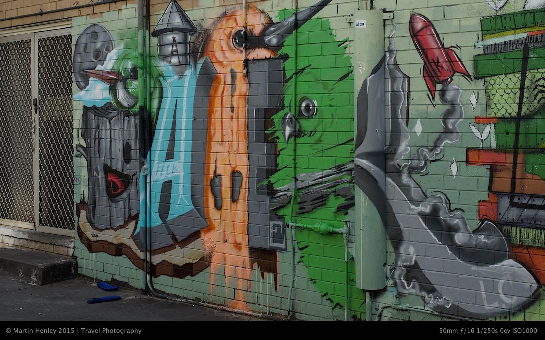Perth Street Art 3