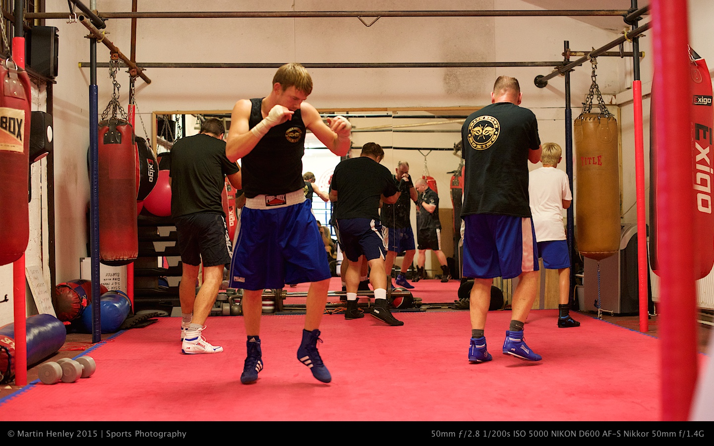 Shaun Brown Boxing 34