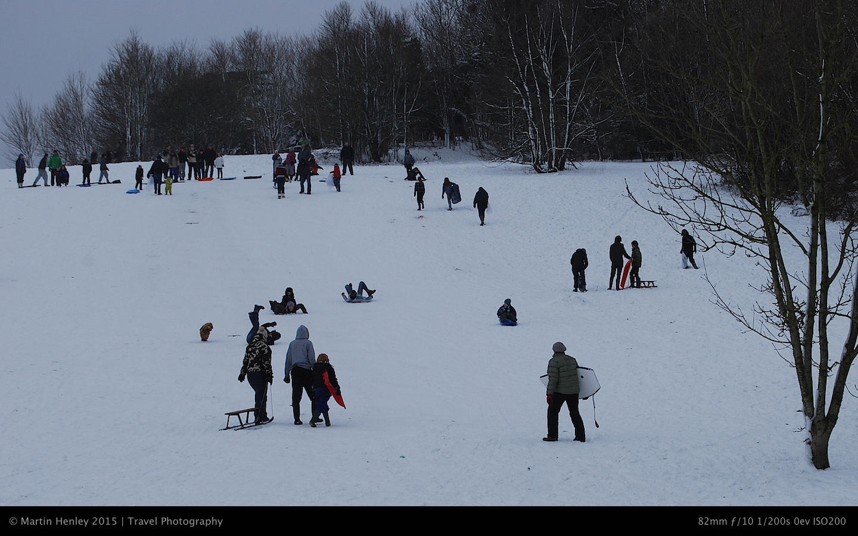 Stanmer Park Snow 4