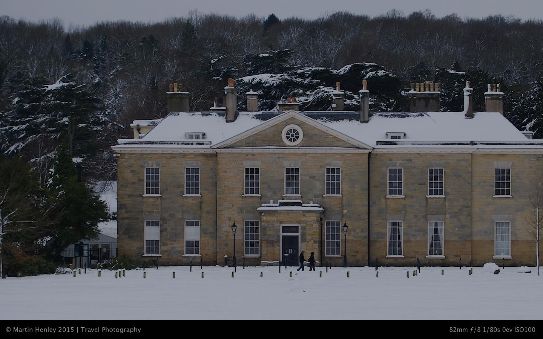 Stanmer Park Snow  7
