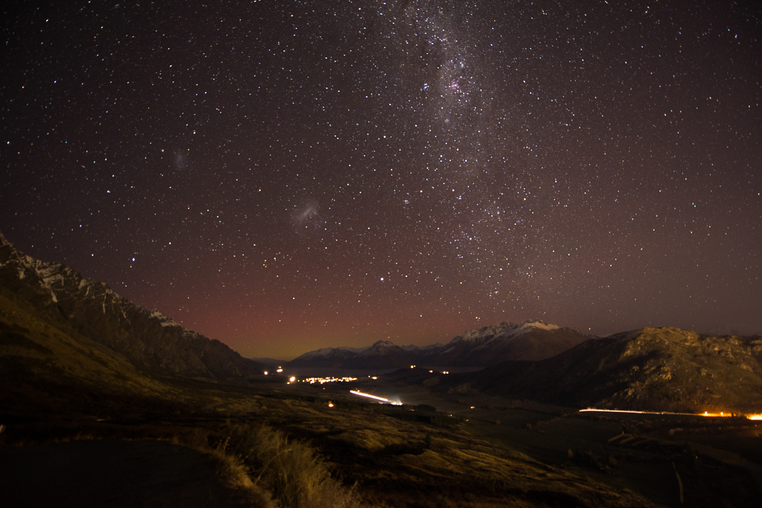 The Remarkables Aurora (1 of 16)