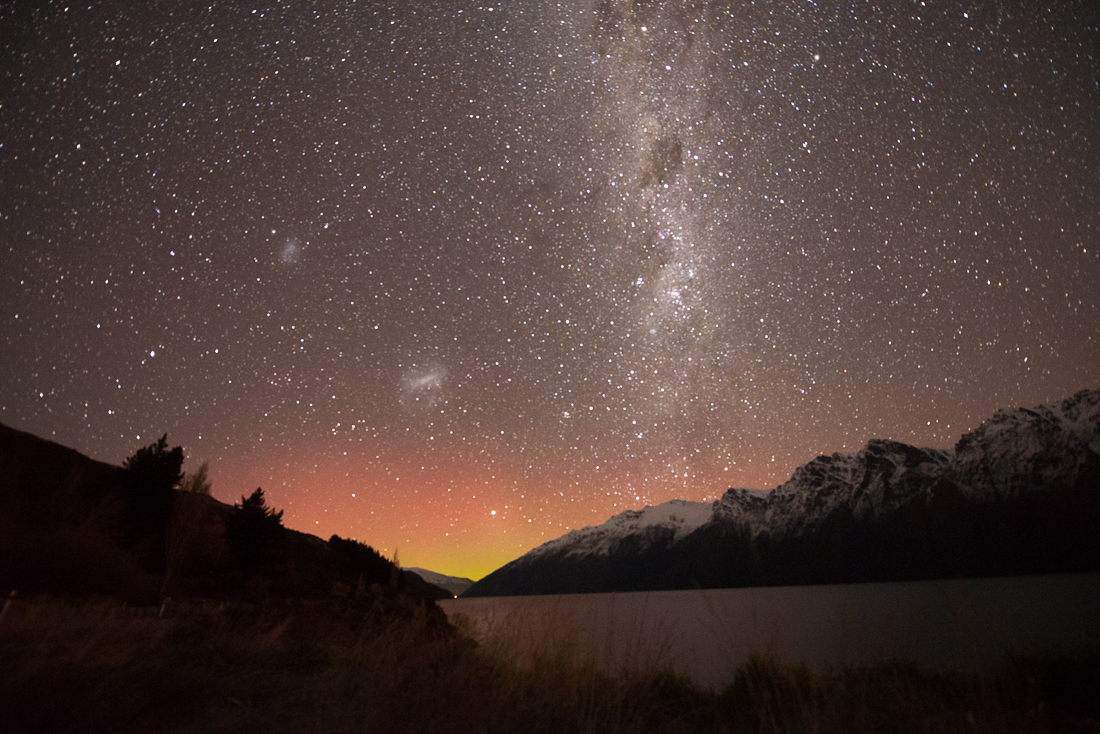 The Remarkables Aurora (15 of 16)
