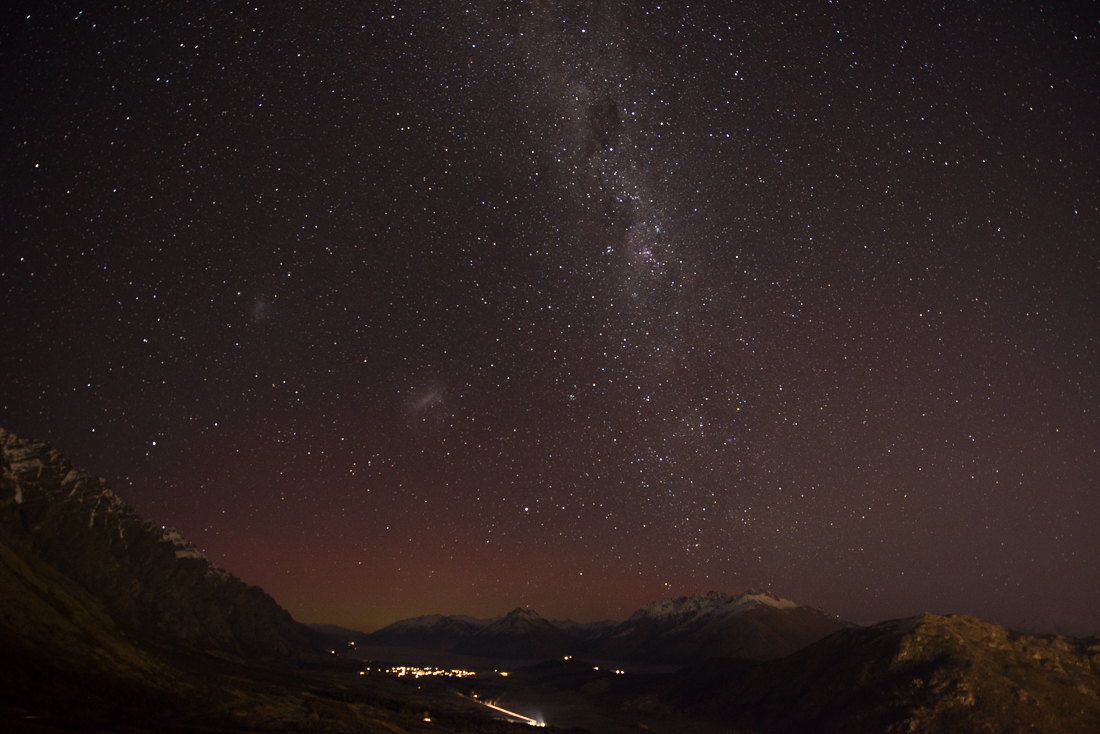The Remarkables Aurora (2 of 16)