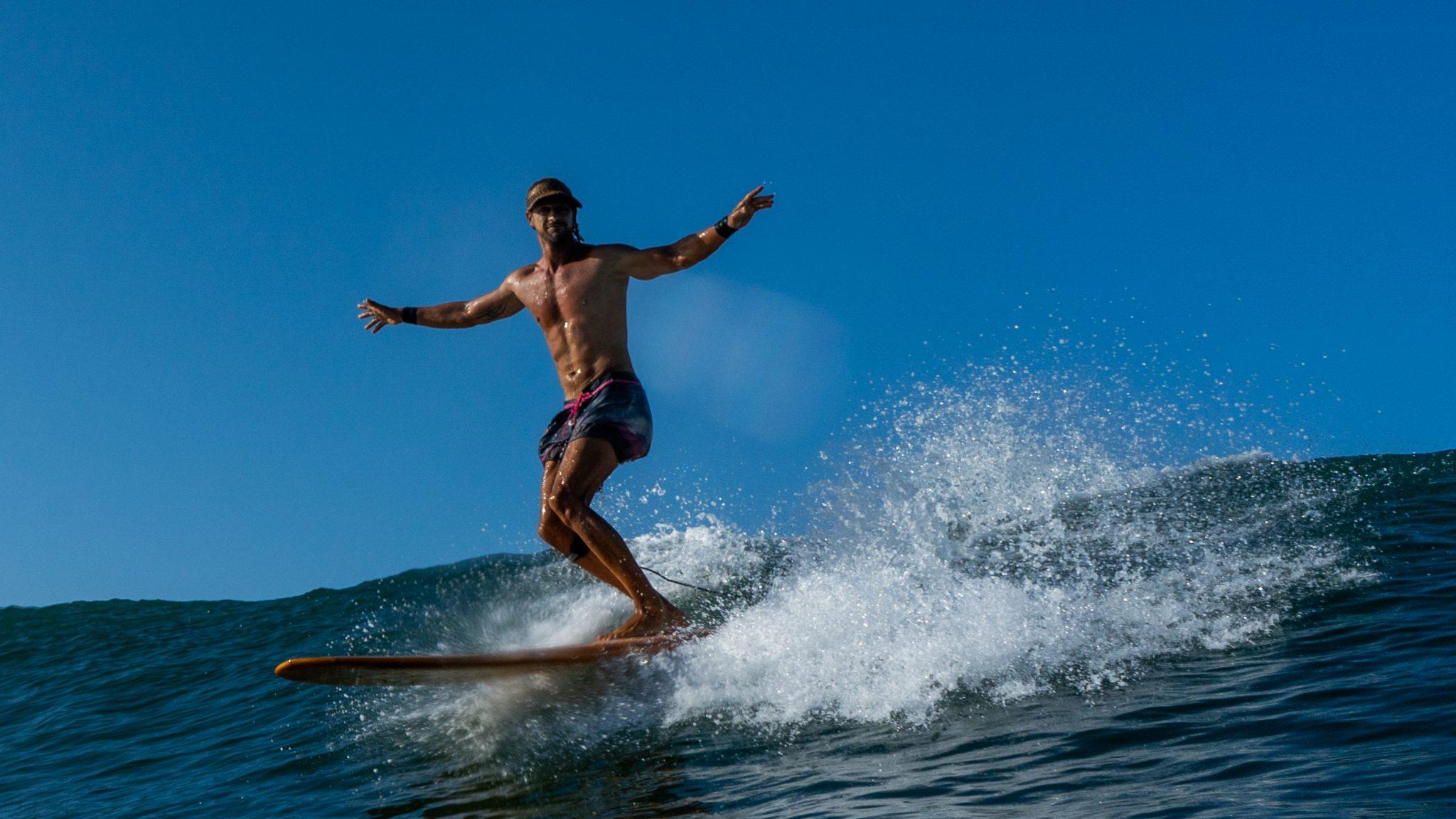 Morning Surf Wide, Batu Bolong